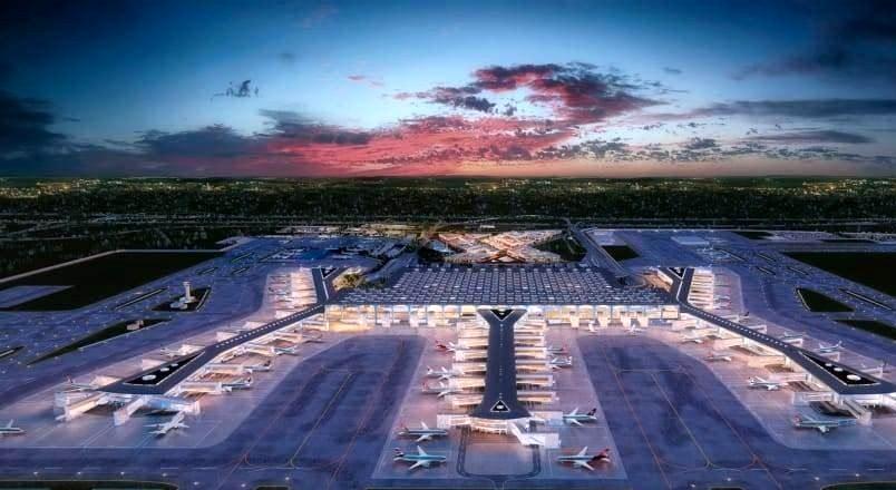 فرودگاه جدید استانبول (3)
