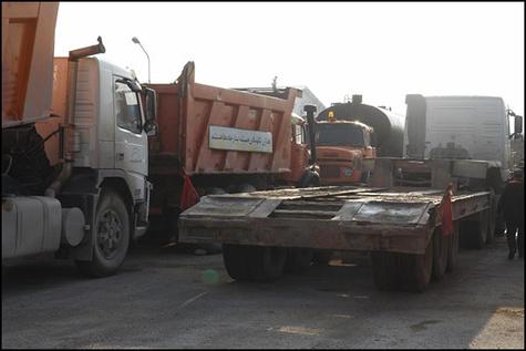۳۰ درصد ناوگان و تجهیزات راهداری استان گلستان به نوسازی نیاز دارند