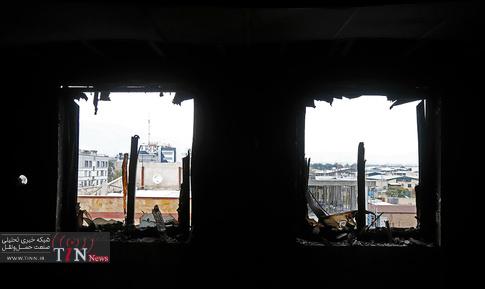 تخریب گسترده در اسلامشهر و شهر قدس
