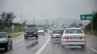 لغزندگی سطح جادههای استان کرمانشاه