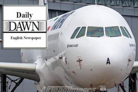 بازتاب تحویل نخستین هواپیمای ایرباس به ایران در رسانه پاکستانی