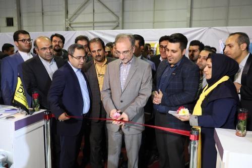 نهمین نمایشگاه حملونقل و ترافیک مشهد افتتاح شد