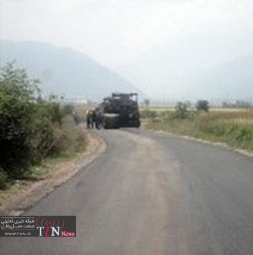 محور روستایی فاضل آباد – قره بلاغ در علی آباد کتول آسفالت شد