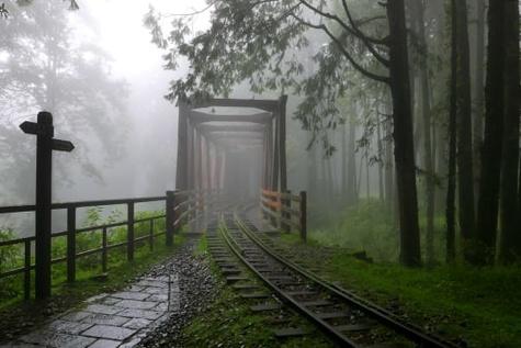 مسیر حیرتانگیز قطار گردشگری تایوان که ژاپنیها 100 سال پیش ساختند