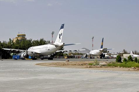 باند فرودگاه چابهار تا اطلاع ثانوی مسدود شد