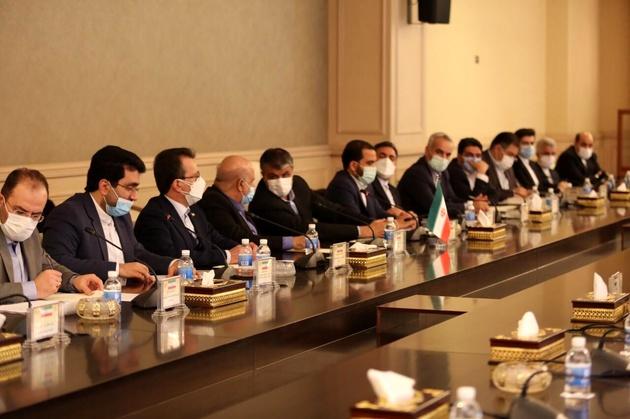 اتصال راه آهن ایران - عراق محور گفت و گوی وزیران راه دو کشور