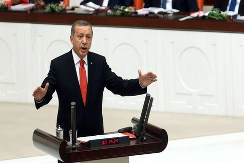 Turkish president due in Iran for key talks