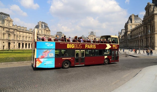 CITY HALL OF PARIS PLANS TO LIMIT TOURISM