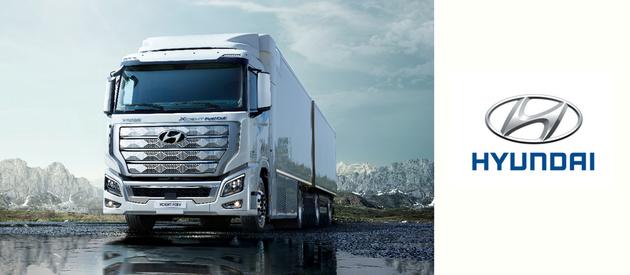 ارسال اولین های کامیون با سوخت سلولی هیوندای به سوییس