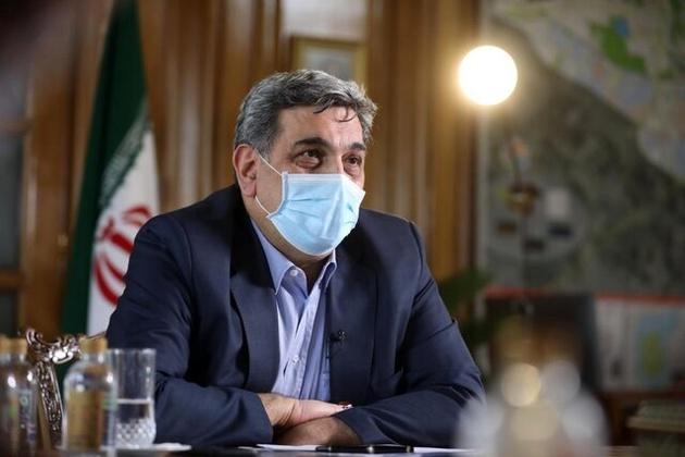 حناچی: وسعت کمربند سبز پایتخت به ۴۴ هزار هکتار رسید