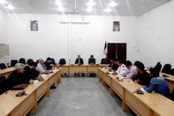 جزئیات برگزاری جلسه شورای ترافیک شهرستان فاروج در خراسان شمالی