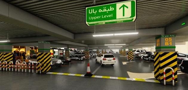 ساخت پارکینگ محرک استفاده از خودروی شخصی است