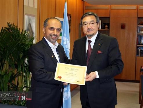 ◄ انتصاب علی اکبر مرزبان به عنوان سفیر دریایی آیمو در ایران