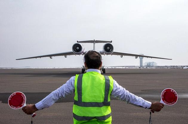 خلف وعده نفتیها مانع فعالیت فرودگاه جم