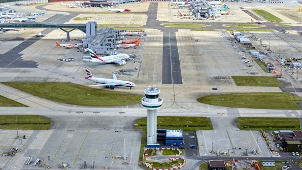 Gatwick Airport seeks permission to develop standby runway