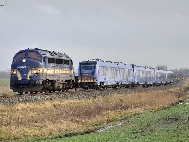 DMUs delivered ahead of Nordjyske Jernbaner expansion