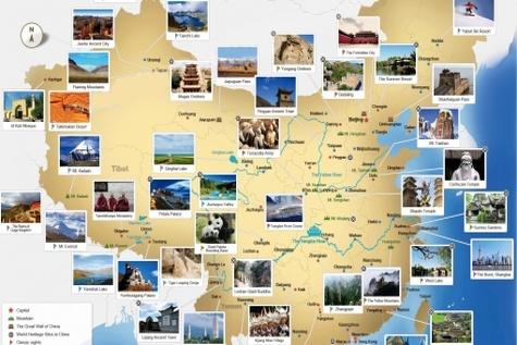 ایجاد سه دفترجذب گردشگران چینی از سوی ایران