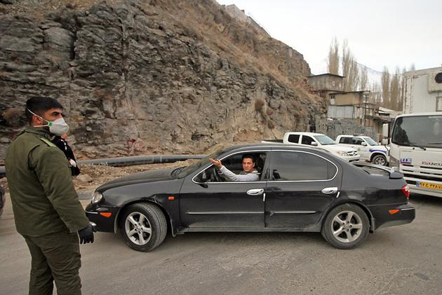 جاده هراز بر روی خودروهای غیربومی بسته شد