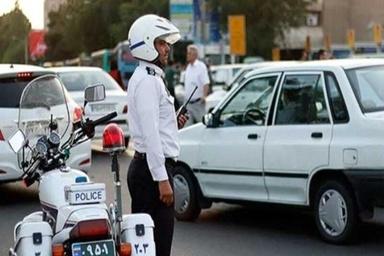 گشت پلیسراه ایلام به لباس دوربیندار مجهز شد