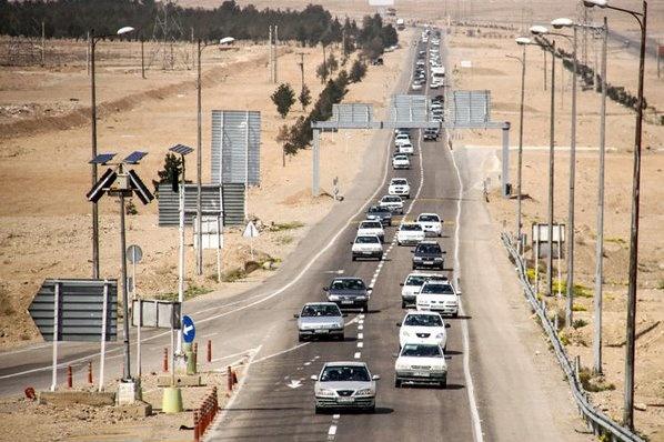 تردد روان در تمامی محورهای اصلی کشور/ اعلام اسامی جادههای مسدود