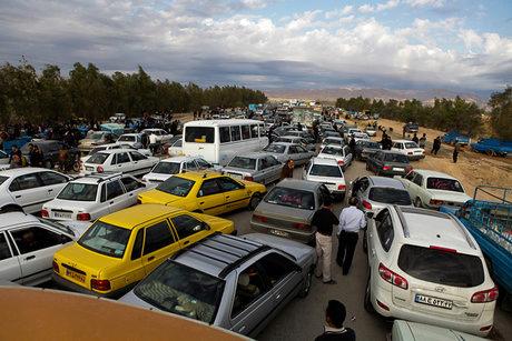 ترافیک سنگین محور ایلام-مهران/مرزهای دیگر نیمهسنگین و روان