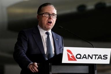 دستمزد رئیس ایرلاین استرالیایی 83 درصد کاهش یافت