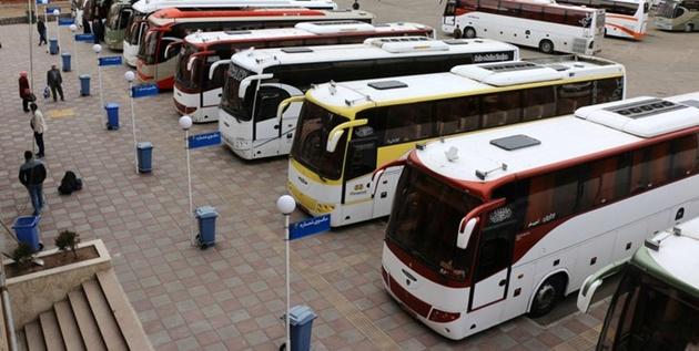 کاهش ۲۵درصدی نرخهای یک شرکت اتوبوسرانی برای زائران اربعین