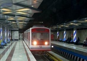 اتصال خط 3 مترو به ایستگاه راه آهن