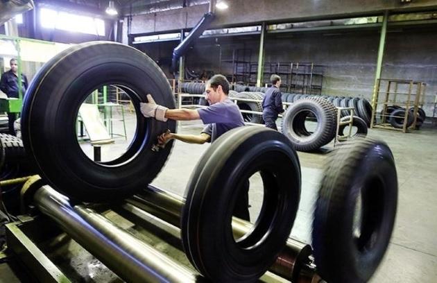 حمایت تولید داخلی لاستیک برای ناوگان جادهای