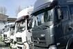 واردات کامیونهای سه سال کارکرد اروپایی به کجا رسید؟