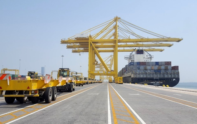 Qatar to Start 2nd Phase of Hamad Port Project in Early 2019