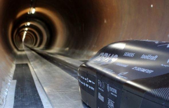 لسآنجلس، دو ماه دیگر صاحب تونل هایپرلوپ میشود