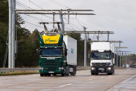 Siemens to construct eHighway on German autobahn