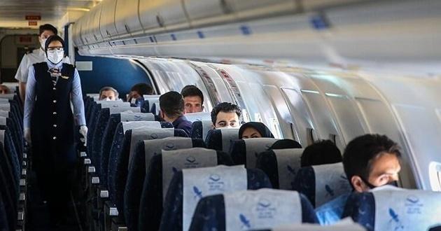 چند نفر از مردم در پروازها به کرونا مبتلا شدهاند؟