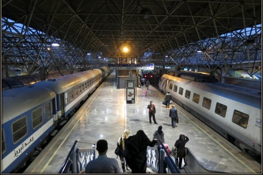 سرمایهگذاری بی بازگشت در بخش مسافری ریلی