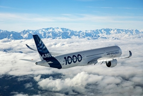 Airbus A350-1000 gains EASA & FAA certifications