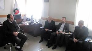 انتصاب مدیرکل جدید دفتر نگهداری راههای روستایی و فرعی
