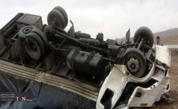 مرگ دلخراش ۲ برادر در زیر کامیون