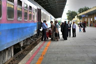 کدام قطارهای رجا هنوز ظرفیت پذیرش مسافر دارد؟
