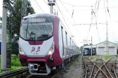 Alstom wins Beijing metro traction equipment contract