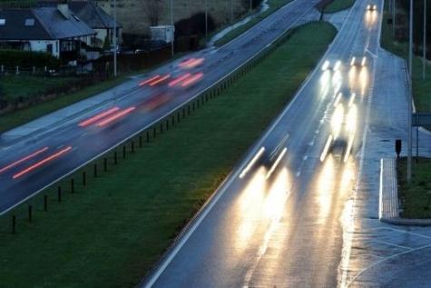 Upgraded safety camera system on Scotlands A۷۷ highway goes live