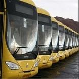 آمادهباش 340 اتوبوس قم در لحظه تحویل سال