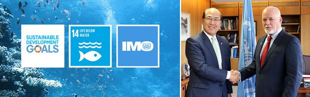 Ocean Change requires solutions - UN Oceans Envoy
