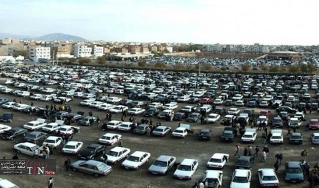 رنجهای بازار خودرو در سال ۹۴