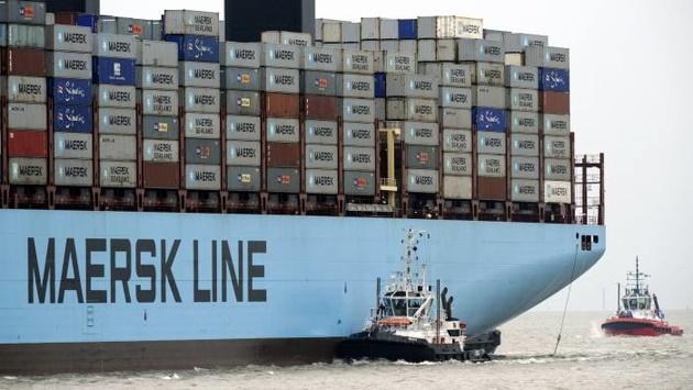 فعالیت بزرگترین شرکت کشتیرانی جهان در ایران متوقف شد