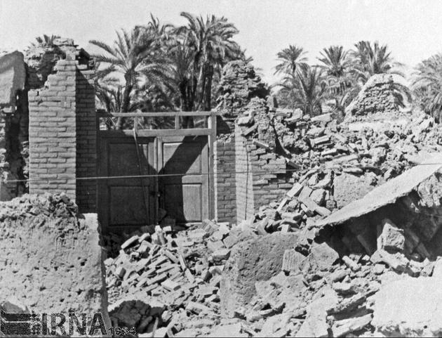 شدیدترین زلزلهای که در ایران ثبت شد