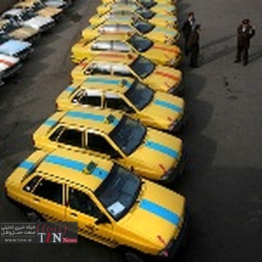 ورود خودروهای یورو ۵ به ناوگان تاکسیرانی