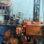 One Dead in Fire aboard Research Vessel MV Geos