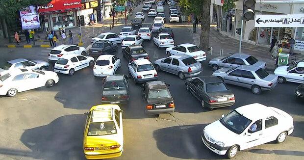 تشریح وضعیت ترافیکی بزرگراه های پایتخت