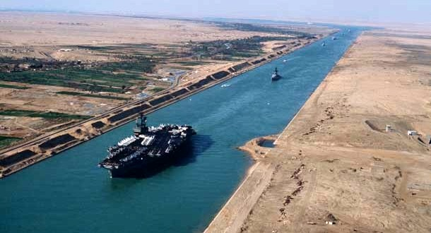 Qatari ships banned in Egypt but not in Suez Canal transit